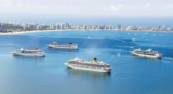 Positive cruise season for Uruguay and further growth prospects for 2013/14