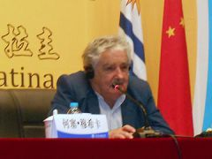 "Uruguay's Mujica: Integration with Asia is our ""Strategy for the Future"""